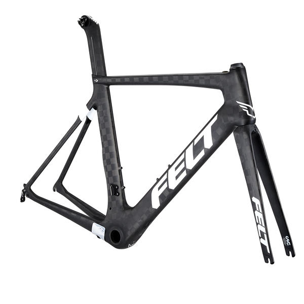 Felt Bicycles AR FRD Frame Kit Color: Matte TeXtreme (White)