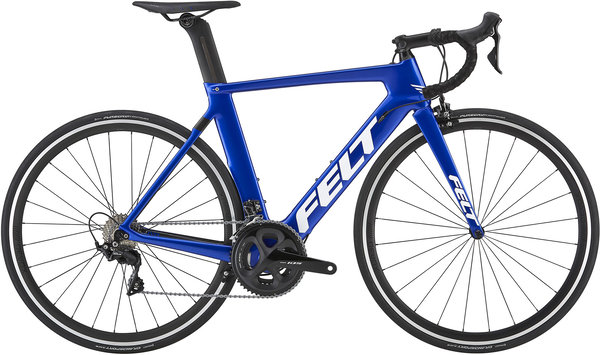 Felt Bicycles AR5 Color: Electric Blue/Carbon/White