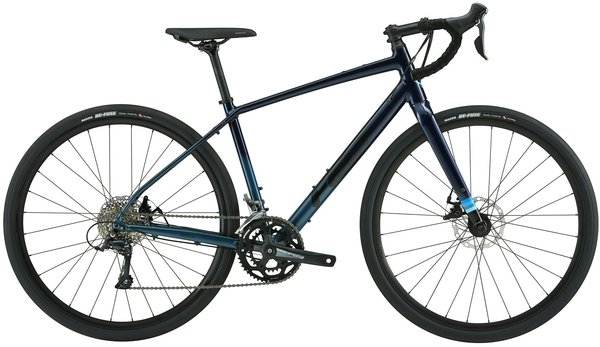 Felt Bicycles Broam 60 Color: Midnight Blue Fade