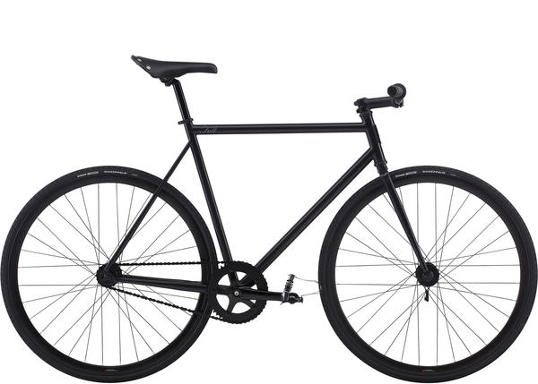 Felt Bicycles Brougham Color: Satin Black