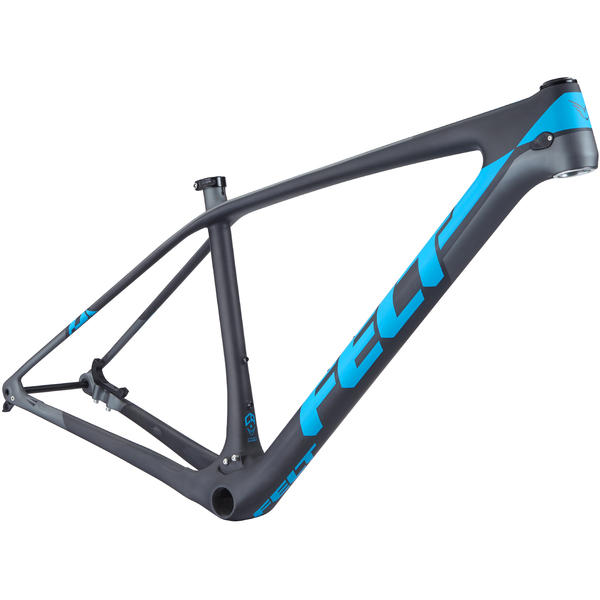 Felt Bicycles Doctrine 1 Framekit Color: Matte Carbon/Blue/Grey
