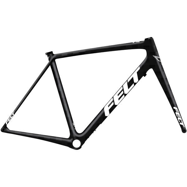 Felt Bicycles FR FRD Disc Frame Kit Color: Matte TeXtreme/White