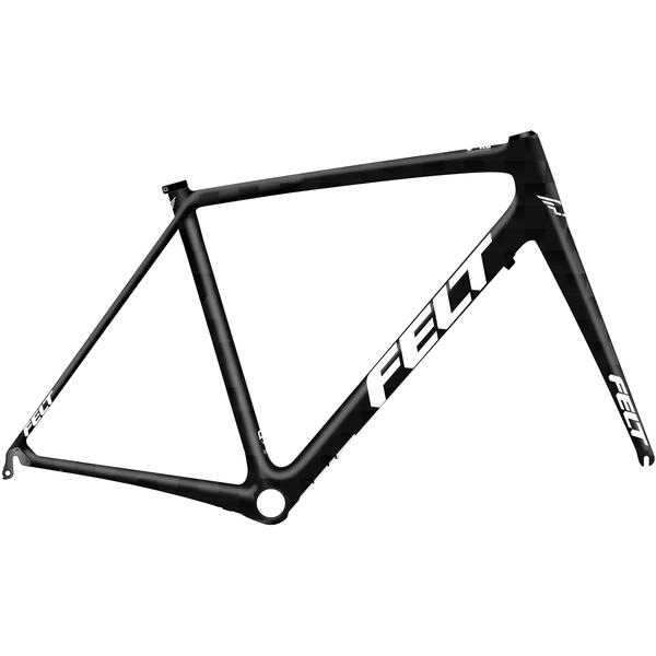 Felt Bicycles FR FRD Frame Kit Color: Matte TeXtreme/White