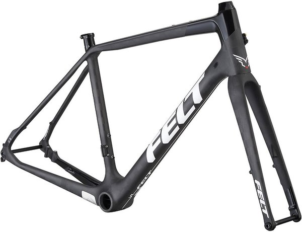Felt Bicycles Frame VR1 Color: Matte Textreme/Black/White