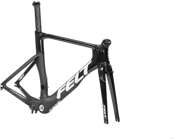 Felt Bicycles IA Advanced System Frameset Color: Matte TeXtreme/Silver
