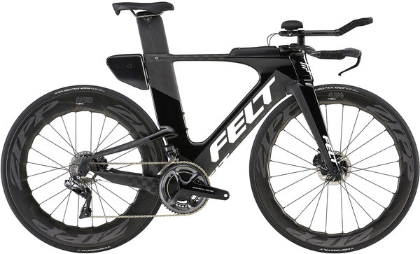 Felt Bicycles IA FRD DISC Color: Matte Textreme/Black/White