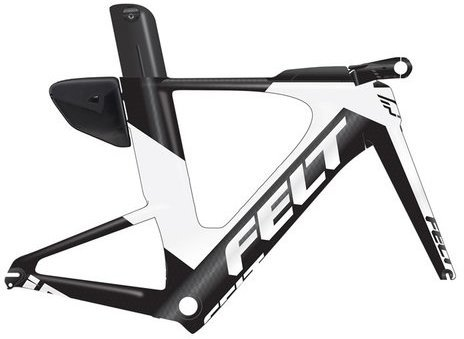 Felt Bicycles IA10 Frame Kit Image differs from actual product