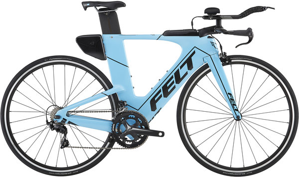 Felt Bicycles IA16 Color: Ice Blue/Textreme