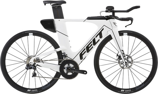 Felt Bicycles IA3 DISC Color: White/Textreme