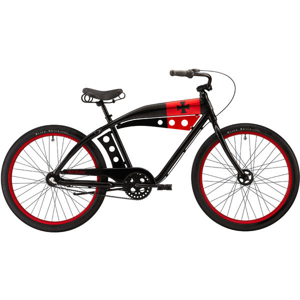 Felt Bicycles Red Baron 3-SP Color: Gloss Black