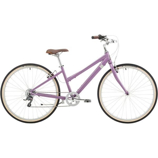 Felt Bicycles Verza Cafe 7 Women Color: Violet