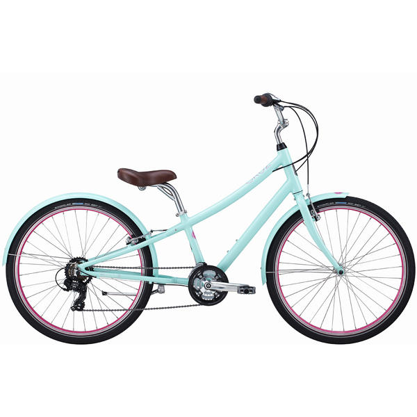 Felt Bicycles Verza Cruz 21 Women Color: Mint