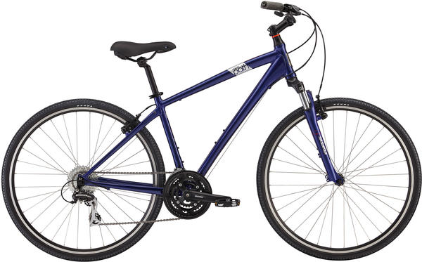 Felt Bicycles Verza Path 20 Color: Navy Blue (Charcoal/Red)