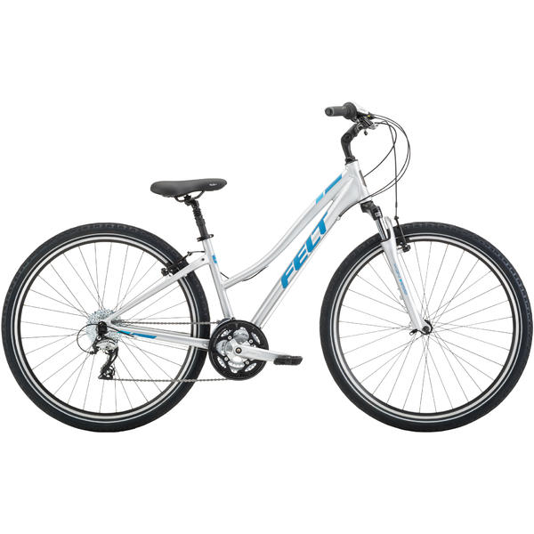Felt Bicycles Verza Path 40 Women Color: Gloss Silver