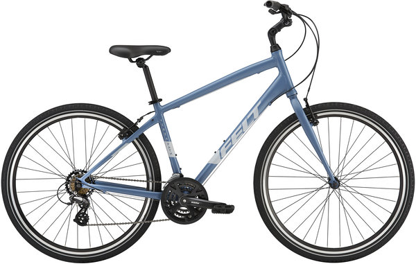 Felt Bicycles Verza Path 50 Color: Matte Steel Blue