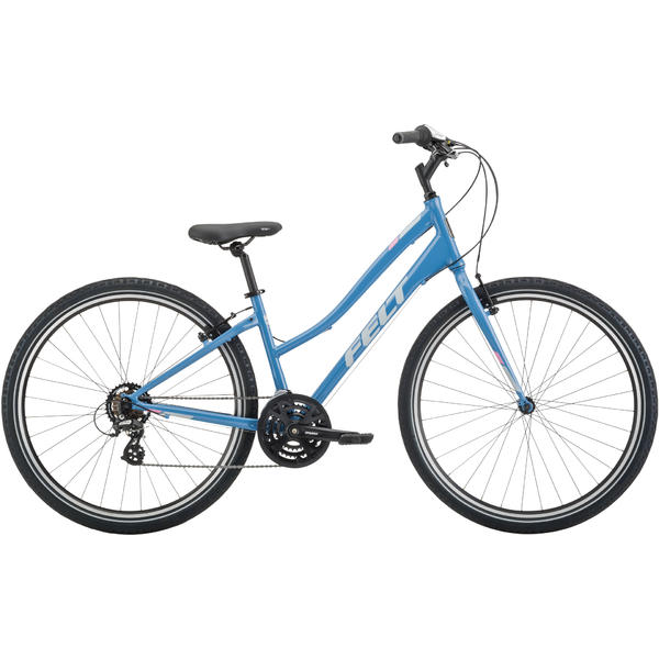 Felt Bicycles Verza Path 50 Women Color: Gloss Dusty Blue
