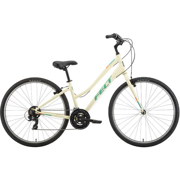 Felt Bicycles Verza Path 60 Women Color: Gloss Light Yellow
