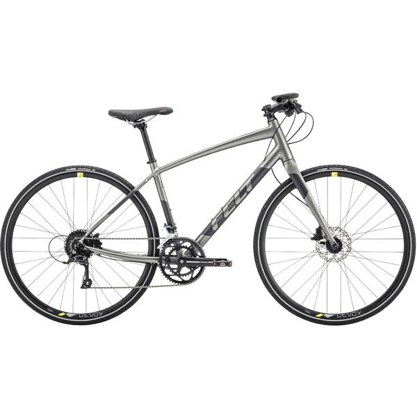 Felt Bicycles Verza Speed 30 Color: Matte Charcoal/Reflective Black
