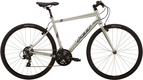 Felt Bicycles Verza Speed 50 Color: Pewter (Black/Red)