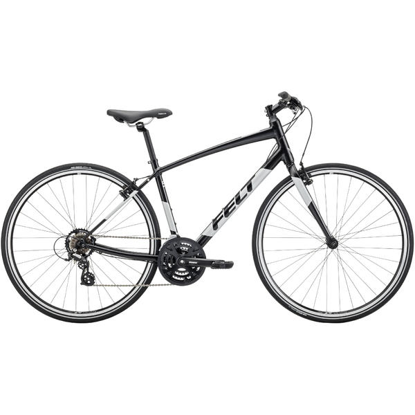 Felt Bicycles Verza Speed 50 Color: Matte Black/Reflective Silver