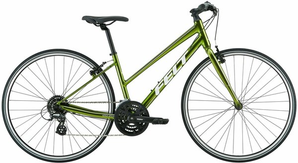 Felt Bicycles Verza Speed 50 Mid Color: Green