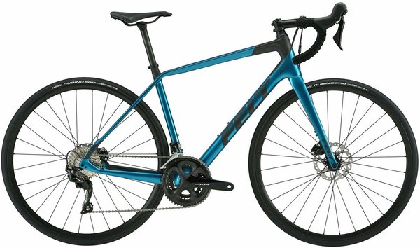 Felt Bicycles VR Advanced 105 Color: Aqua