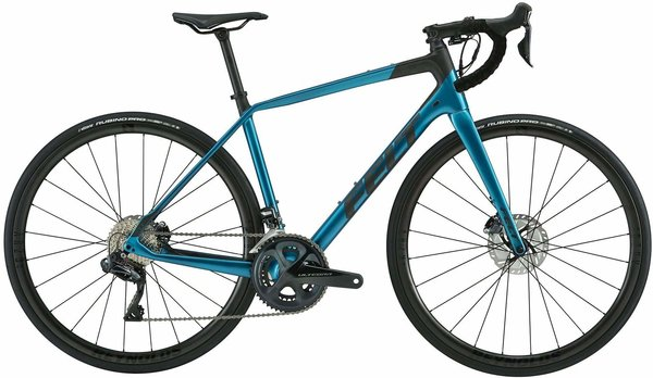 Felt Bicycles VR Advanced Ultegra Di2 Color: Aqua