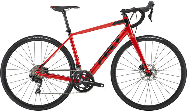 Felt Bicycles VR30 Color: Red/Black