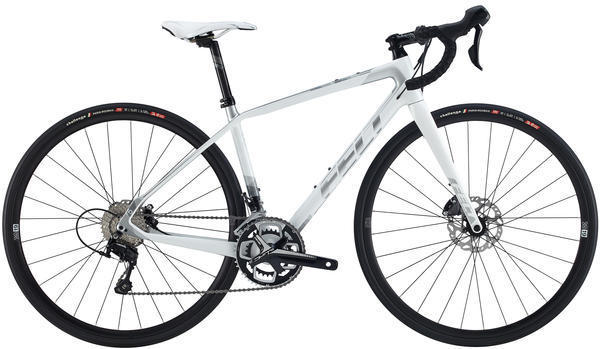 Felt Bicycles VR5W Color: White (Pearl)