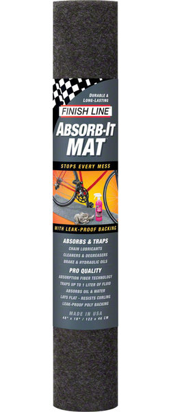 Finish Line Absorb-It Mats