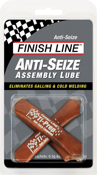Finish Line Anti-Seize Assembly Lubricant Size: 6.5cc