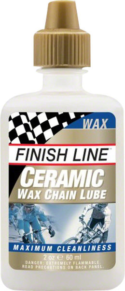 Finish Line Ceramic Wax Lube Size: 2oz Squeeze Bottle