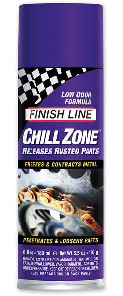 Finish Line Chill Zone