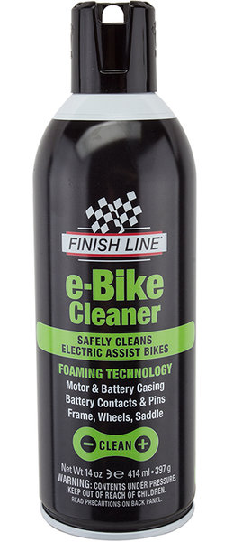 Finish Line E-Bike Cleaner Size: 14-ounce