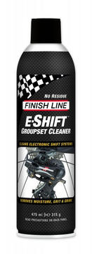 Finish Line E-Shift Groupset Cleaner (16-Ounce Spray)