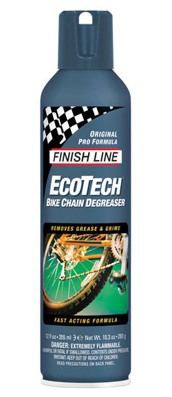 Finish Line Ecotech Degreaser Size: 12-ounce