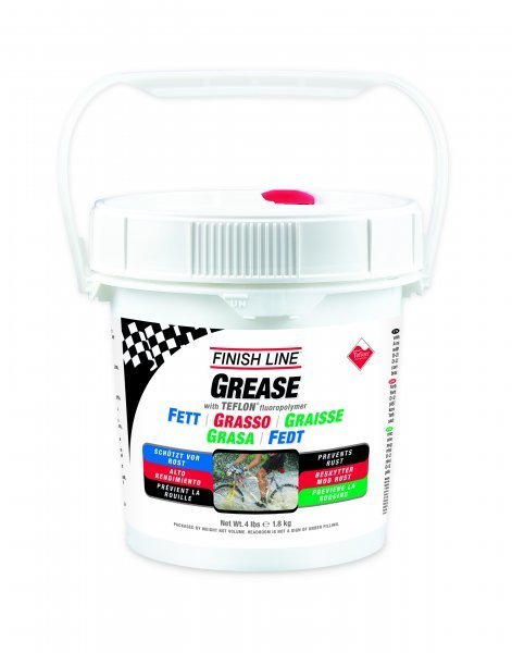 Finish Line Grease Size: 4lb