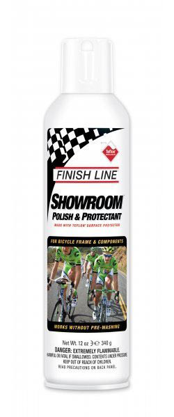 Finish Line Showroom Polish & Protectant Size: 12oz