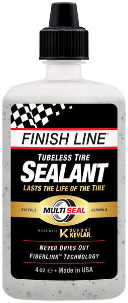 Finish Line Tubeless Tire Sealant Size: 4-ounce