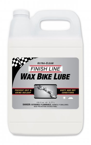 Finish Line Wax Lube (1 Gallon Bottle) Size: 1-gallon