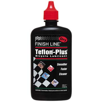 "Finish Line Teflon-Plus ""Dry"" Lubricant"
