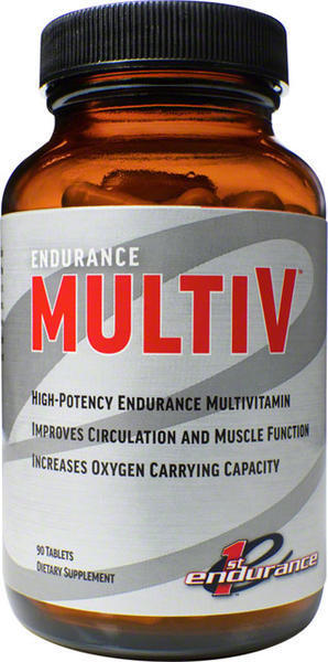 First Endurance MultiV Size: 90 Tablets