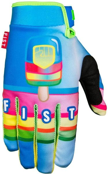 Fist Handwear Kruz Maddison - Icy Pole Glove Color: Rainbow Popsicle
