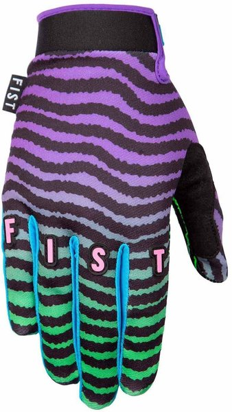 Fist Handwear Wavy Glove Color: Purple/Green