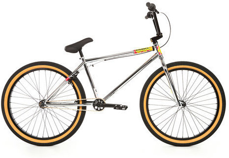 Fitbikeco Aitken 26 Color: Chrome