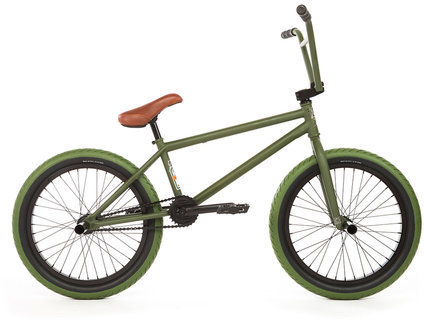 Fitbikeco Begin FC Color: Army Green
