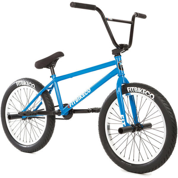 Fitbikeco Corriere FC Color: Laguna Blue