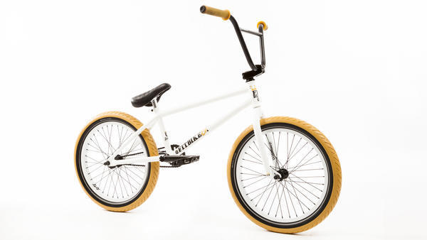 Fitbikeco Dugan 2 Color: Flat White