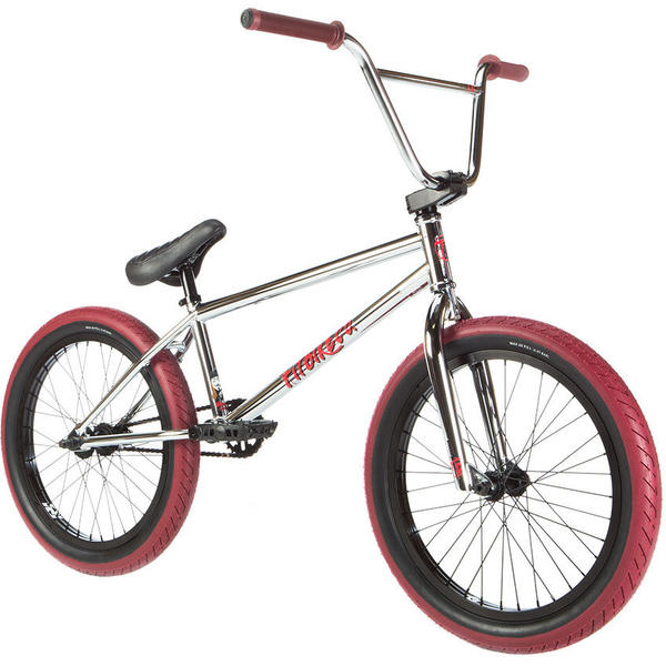 Fitbikeco Dugan Color: Chrome