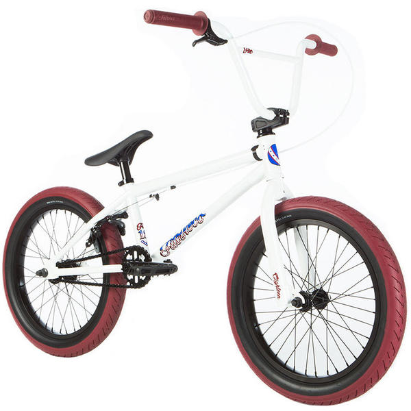 Fitbikeco Eighteen Color: Pearl White